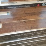 We Sell Hardwood Floors